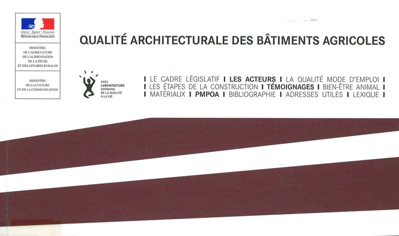 caue39 conseil d 39 architecture d 39 urbanisme et de l On qualite architecturale definition